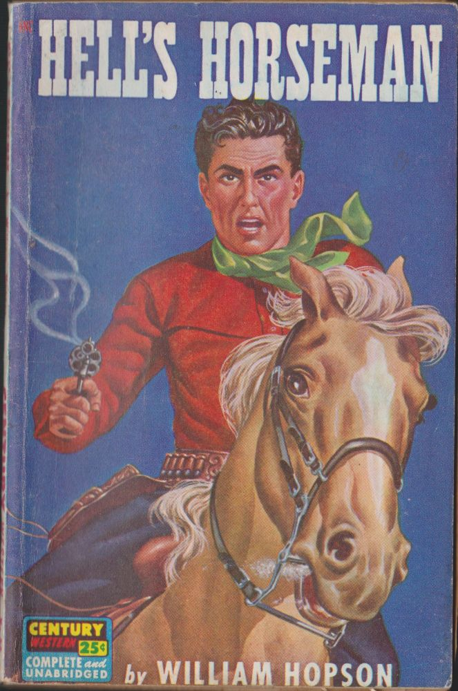 Hell's Horseman. William Hopson.