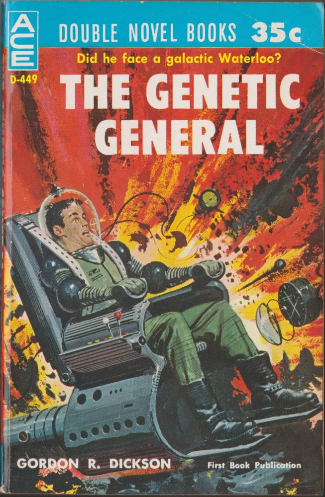 The Genetic General / Time To Teleport. Gordon R. Dickson.