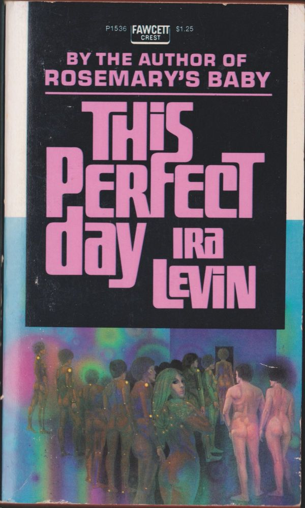 This Perfect Day. Ira Levin.