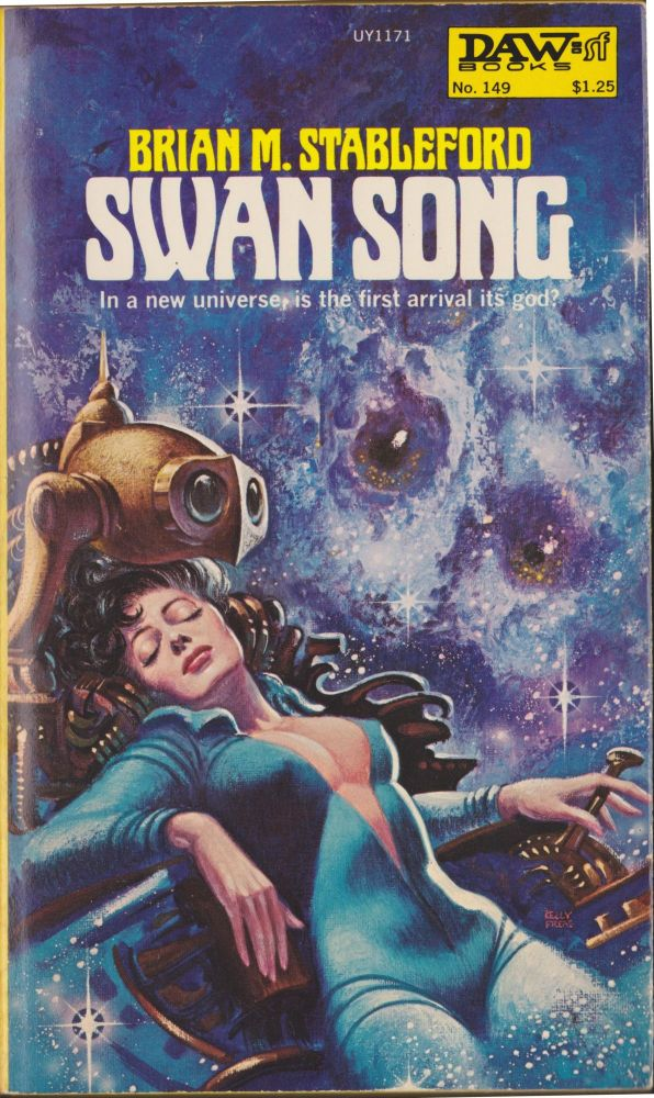 Swan Song. Brian M. Stableford.