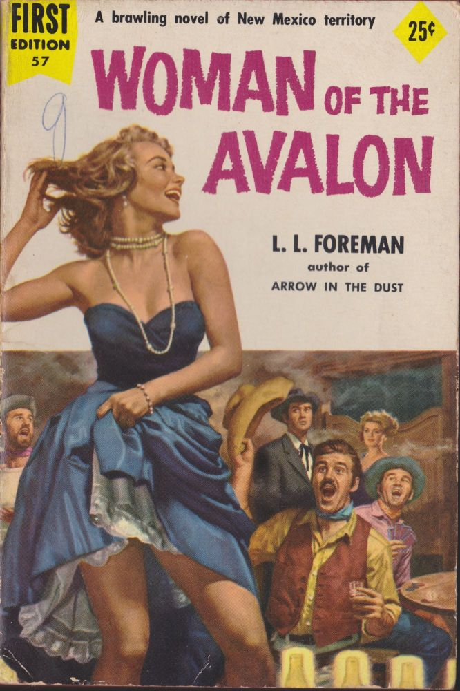 Woman Of The Avalon. L. L. Foreman.
