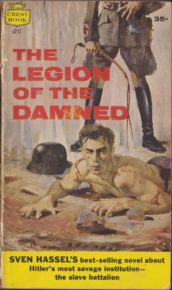 The Legion Of The Damned. Sven Hassel.