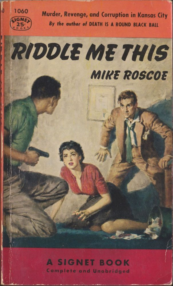 Riddle Me This. Mike Roscoe.