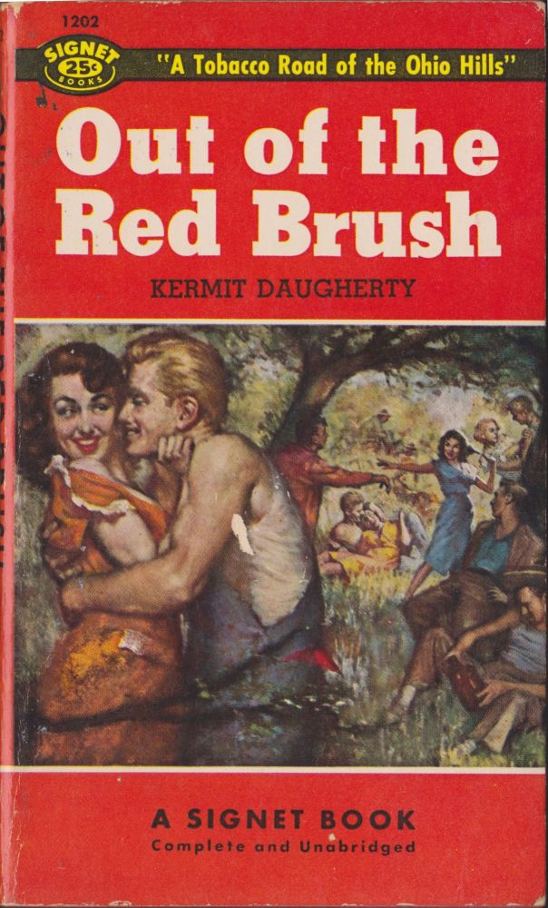 Out Of The Red Brush. Kermit Daugherty.
