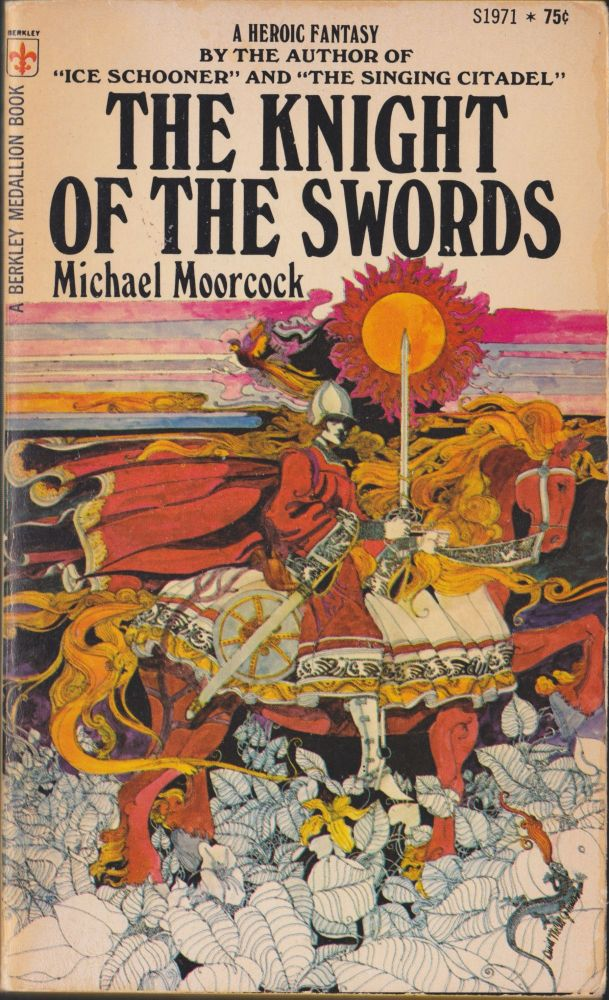The Knight Of The Swords. Michael Moorcock.