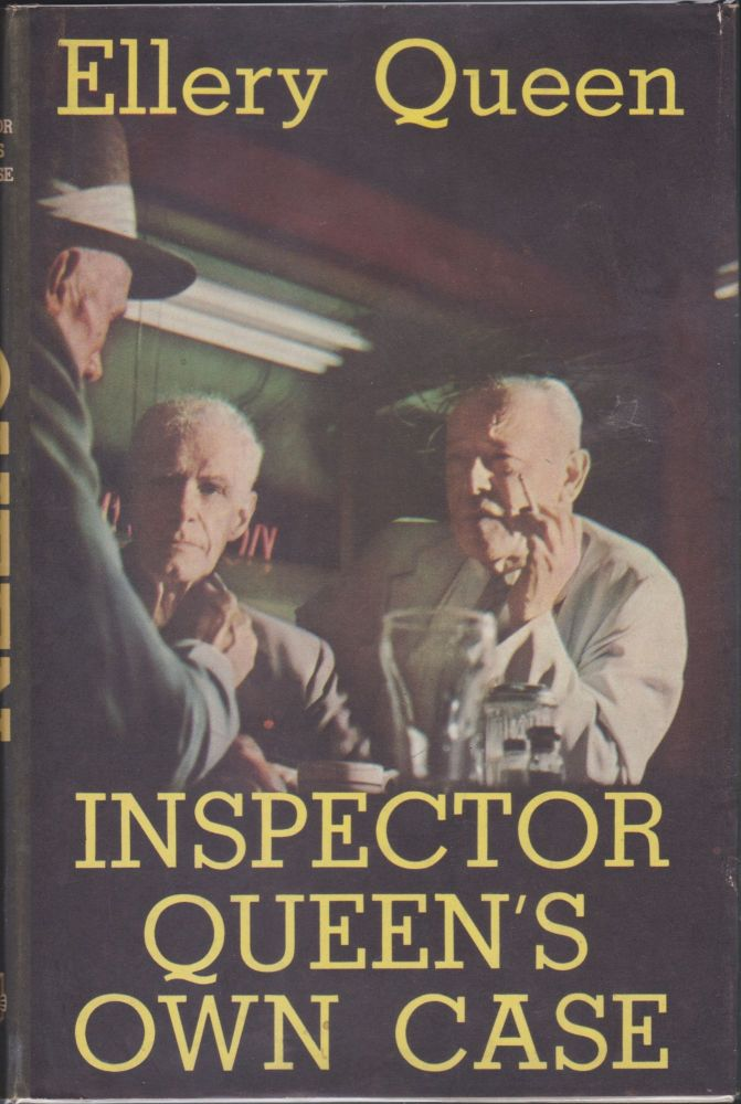 Inspector Queen's Own Case. Ellery Queen.