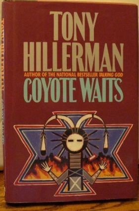 Coyote Waits. Tony Hillerman.