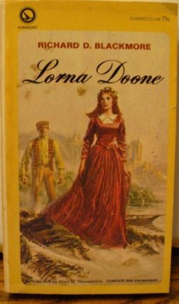 Lorna Doone. Richard D. Blackmore.