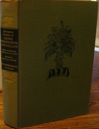 Favorite Poems of Henry Wadsworth Longfellow. Henry Wadsworth Longfellow