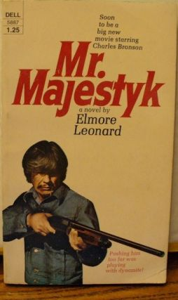 Mr. Majestyk. Elmore Leonard.
