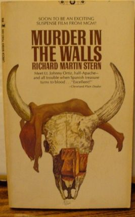 Murder in the Walls. Richard Martin Stern