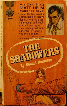 The Shadowers. Donald Hamilton.