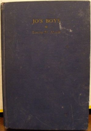 Jo's Boys and How They Turned Out. Louisa May Alcott
