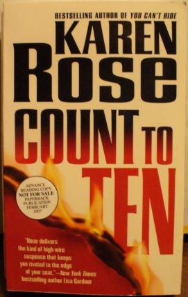 Count to Ten. Karen Rose