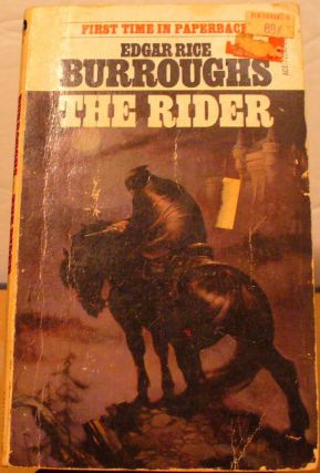 The Rider. Edgar Rice Burroughs