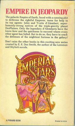Imperial Stars (The Family D'Alembert Series 1)