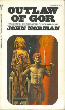 Outlaw of Gor. John Norman