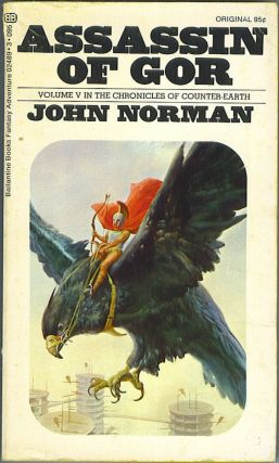 Assassin of Gor. John Norman