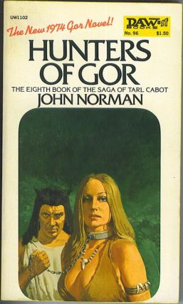 Hunters of Gor. John Norman