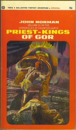 Priest-Kings of Gor. John Norman