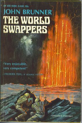 The World Swappers. John Brunner.