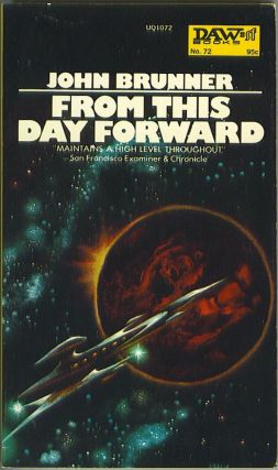 From This Day Forward. John Brunner