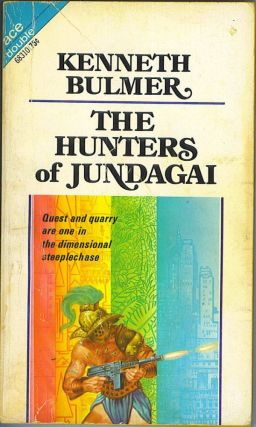 The Hunters of Jundagai / Project Jove. Kenneth Bulmer, John Glasby