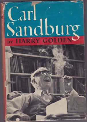 Carl Sandburg. Harry Golden