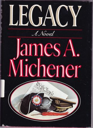 Legacy. James A. Michener