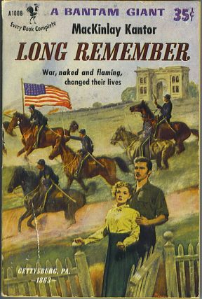 Long Remember. MacKinlay Kantor