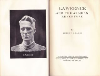 Lawrence and the Arabian Adventure