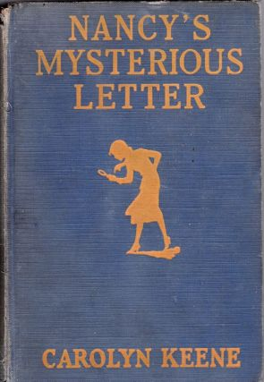 Nancy's Mysterious Letter. Carolyn Keene