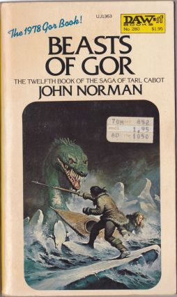 Beasts of Gor. John Norman