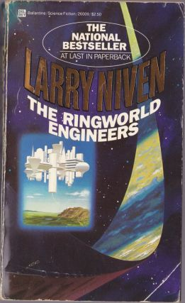 Ringworld Engineers. Larry Niven