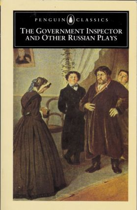 The Government Inspector and Other Russian Plays. Joshua Cooper