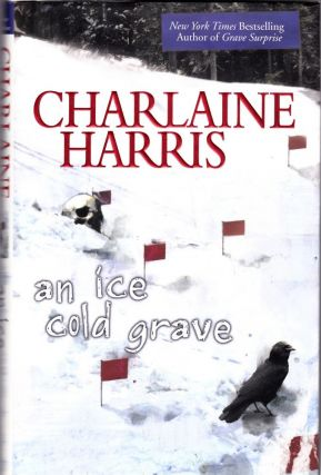 An Ice Cold Grave. Charlaine Harris.