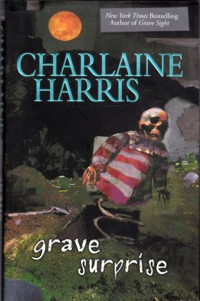 Grave Surprise. Charlaine Harris