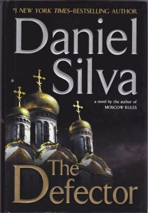 The Defector. Daniel Silva