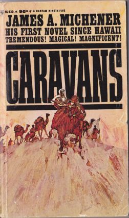 Caravans. James A. Michener