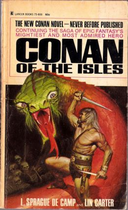 Conan of the Isles. L. Sprague De Camp, Lin Carter.