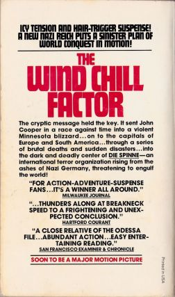 The Wind-Chill Factor