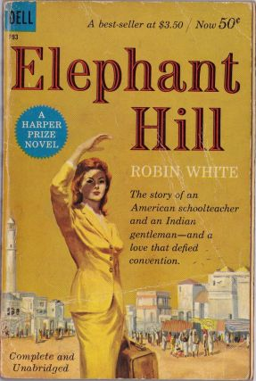 Elephant Hill. Robin White