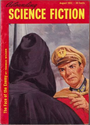 Astounding Science Fiction August 1952. Thomas Wilson, Walter M. Miller, Jr., M. C. Pease, Lester...