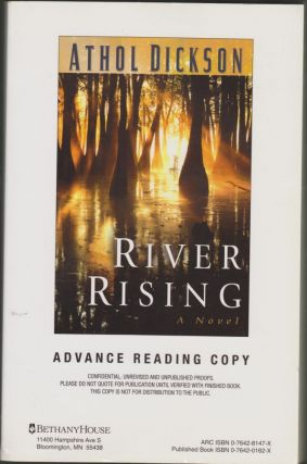 River Rising, a Novel. Athol Dickson