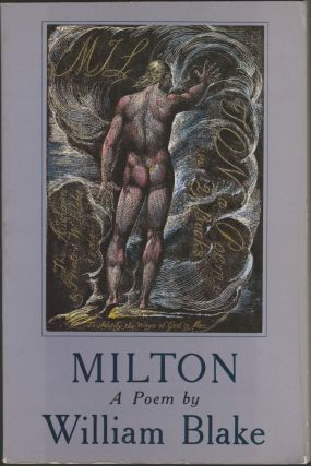Milton. William Blake, Roger R. Easson, Kay Parkhurst Easson