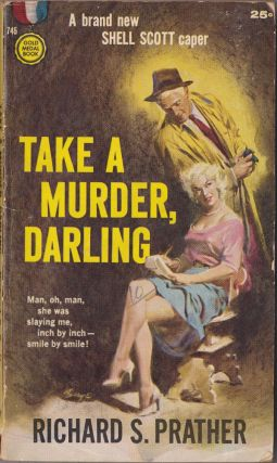 Take a Murder, Darling. Richard S. Prather