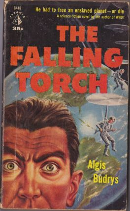 The Falling Torch. Algis Budrys.