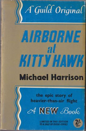 Airborne at Kitty Hawk. Michael Harrison