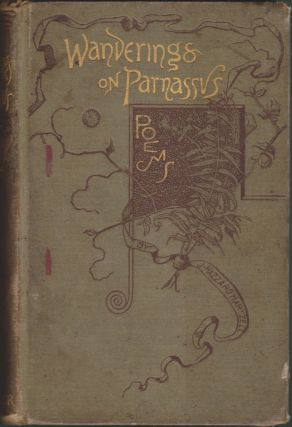 Wanderings on Parnassus Poems. J. Hazard Hartzell