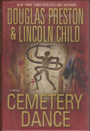 Cemetery Dance. Douglas Preston, Lincoln Child